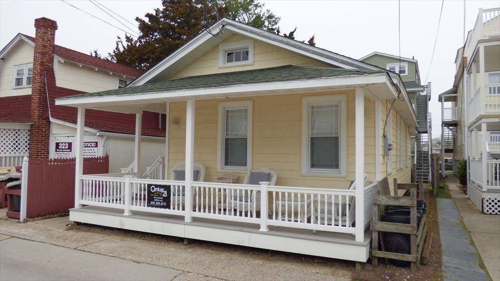 319 Ocean Avenue, Ocean City Unit: Rear Cottage