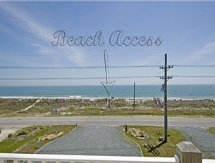 Ocean View and Beach Access