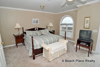 2nd floor Oceanfront Master BR 1, King & Double, Private Bath