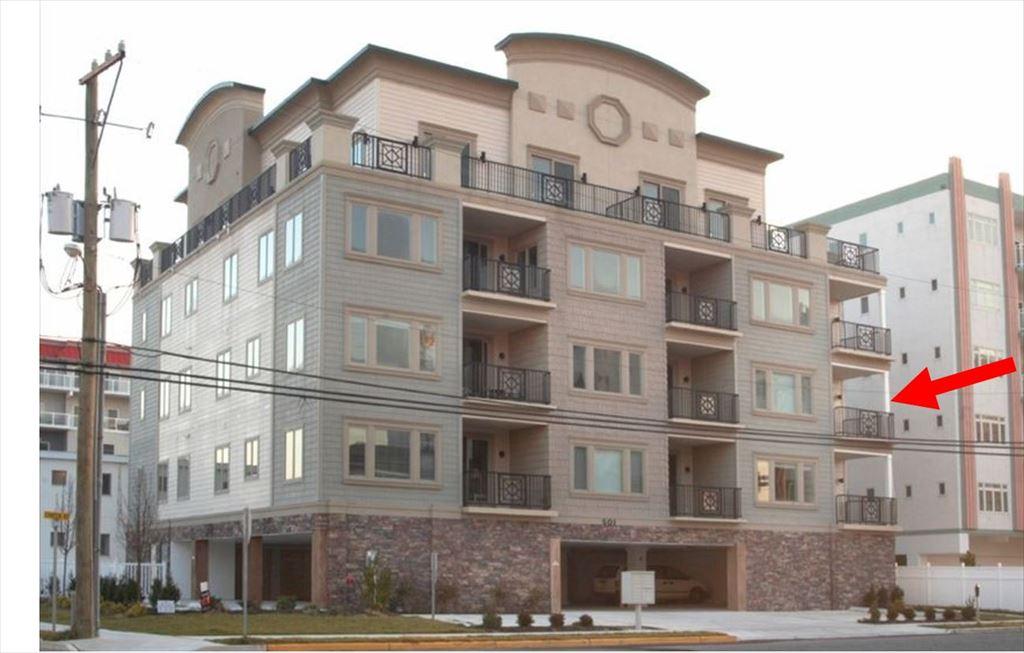 501 E Stanton Rd, Wildwood Crest Unit: 203 Floor: 2nd
