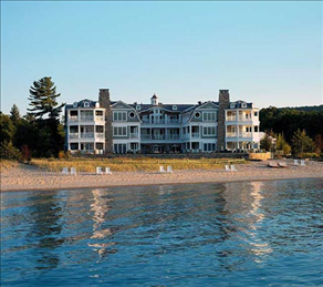 LeBear Luxury Residential Club and Spa, Glen Arbor MI