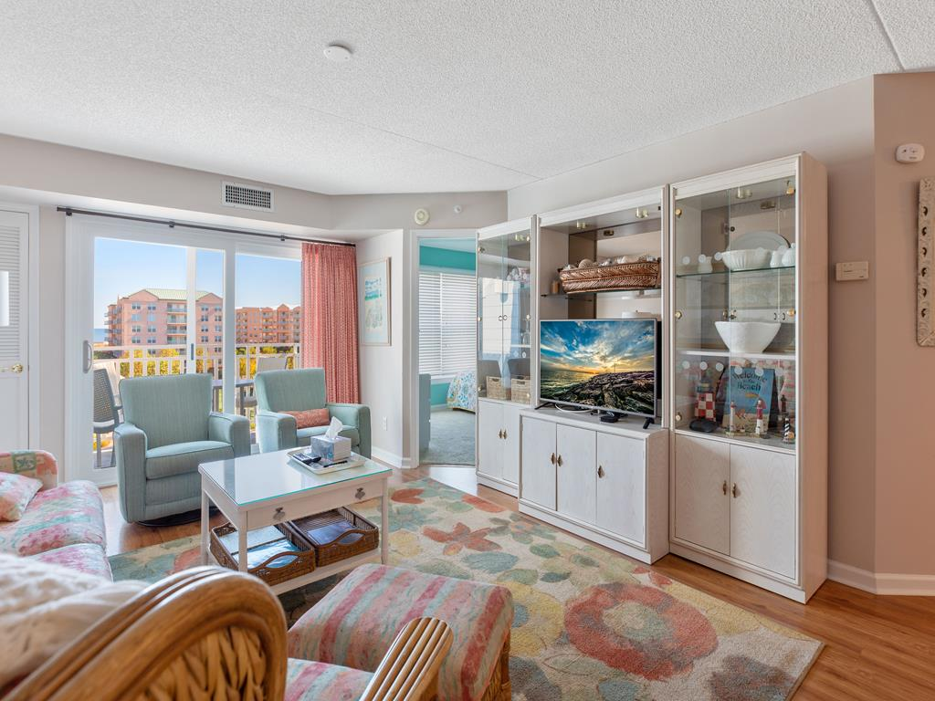 9907 Seapointe Blvd, Wildwood Crest Unit: 404 Floor: 4th