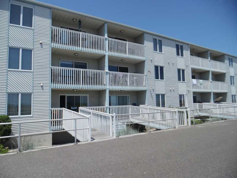 3400 Boardwalk, Sea Isle City Unit: 1D Floor: First