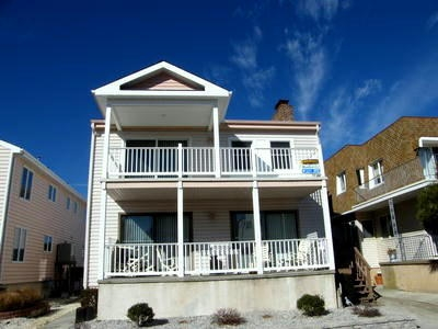 3218 Haven Avenue, Ocean City Unit: B Floor: 2nd