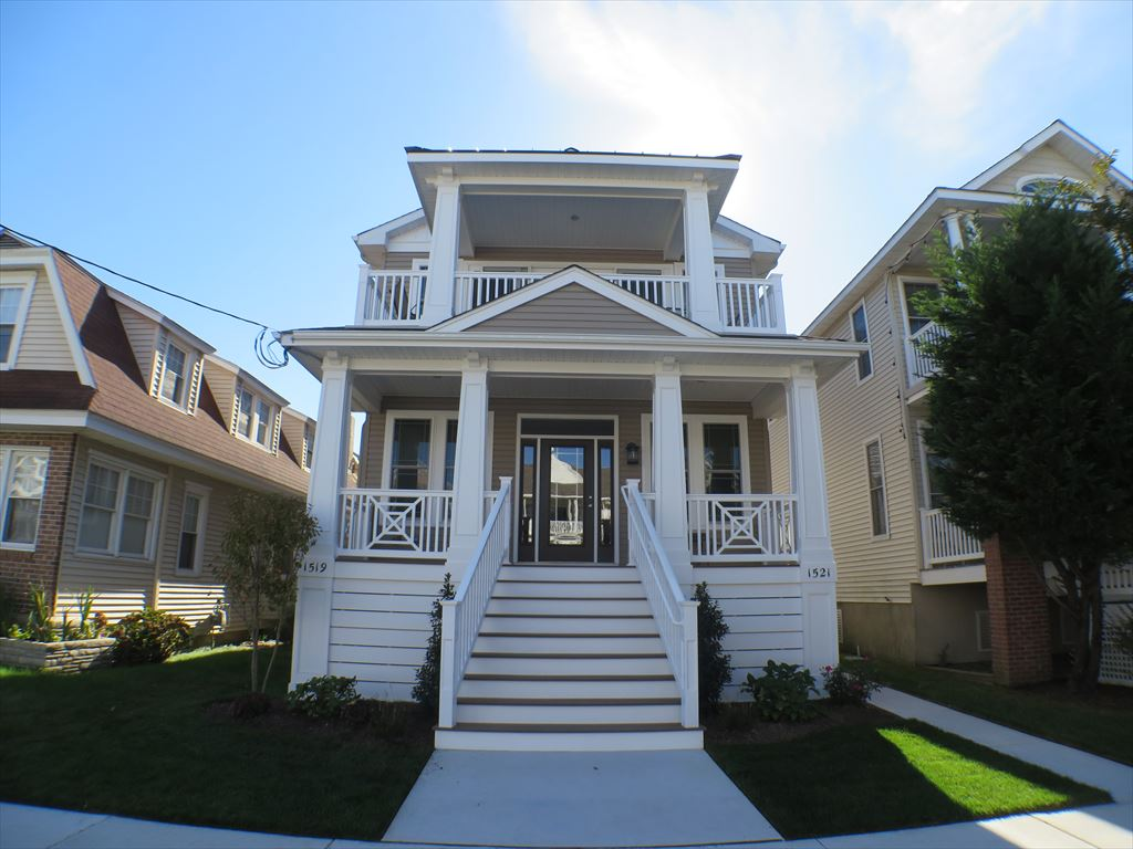 1519 Asbury, 1st Fl - Brand New Construction - Never Rented