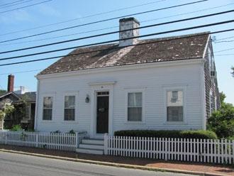 88 Orange Street, Nantucket