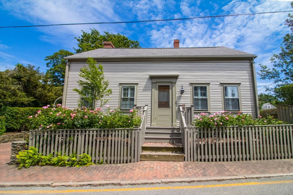 14 New Mill Street, Nantucket