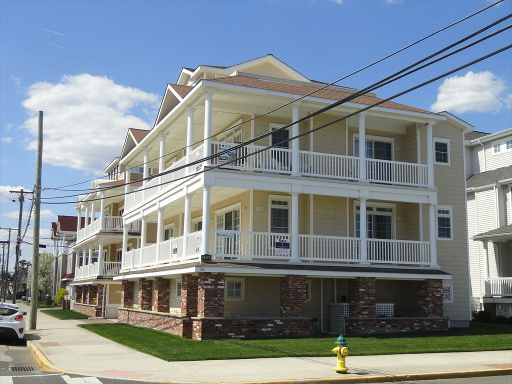 1236 Ocean Avenue, Ocean City Unit: B Floor: 2nd