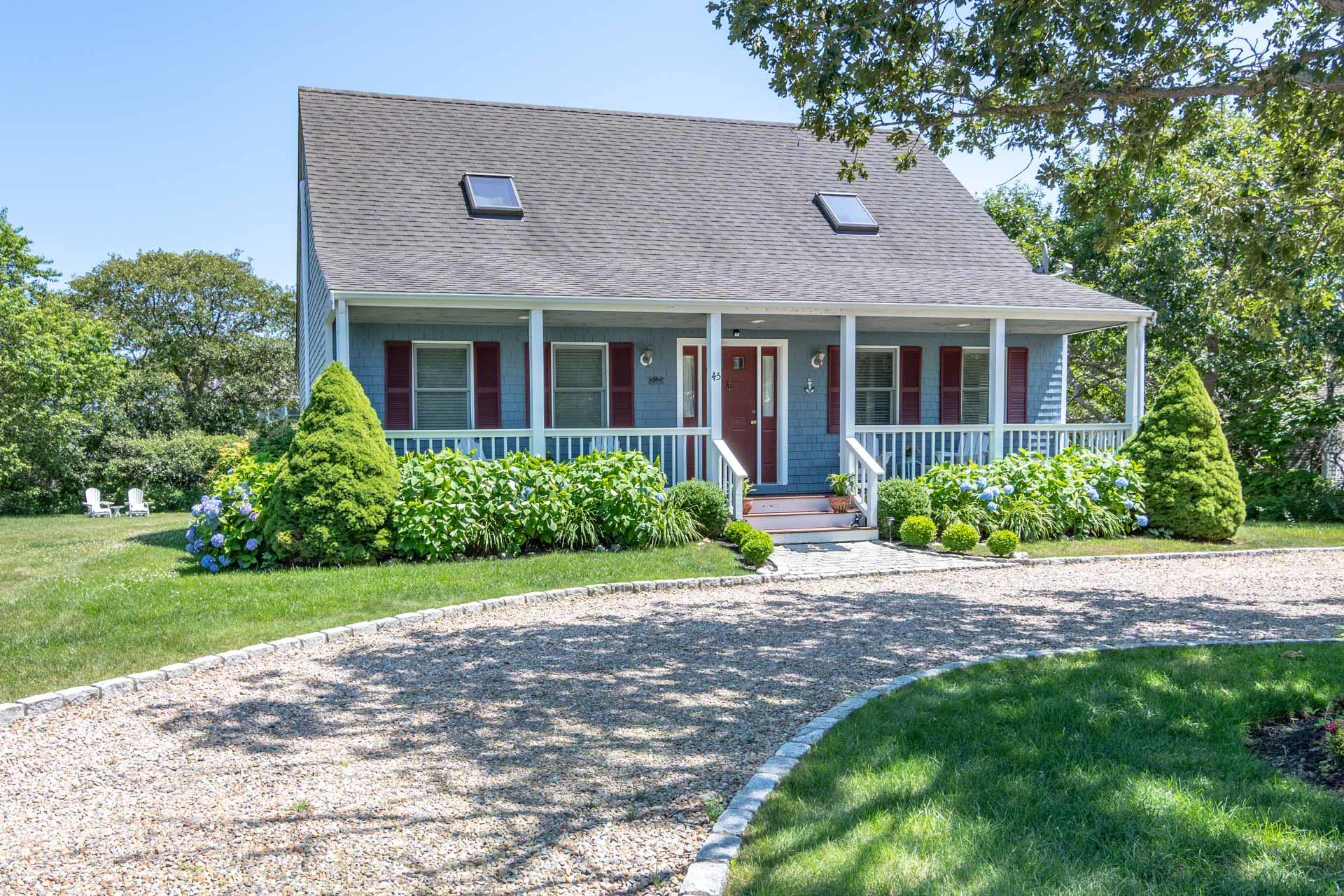 45 Schoolhouse Road, Edgartown