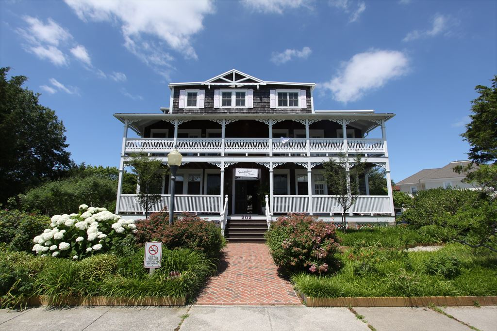 202 Ocean Avenue, Cape May Point Unit: 6 Floor: 2nd