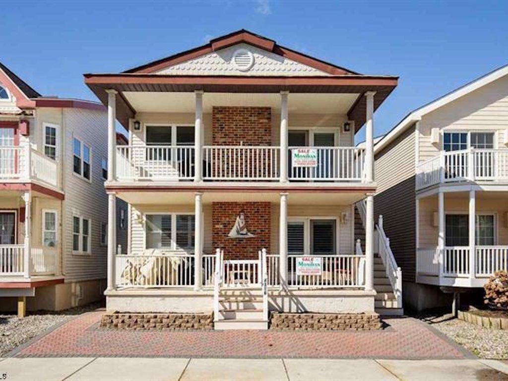 4316 Asbury Avenue, Ocean City Unit: B Floor: 2nd
