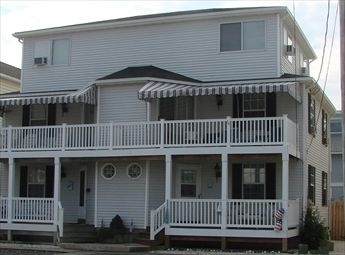130 87th St., Sea Isle City Unit: East Floor: A