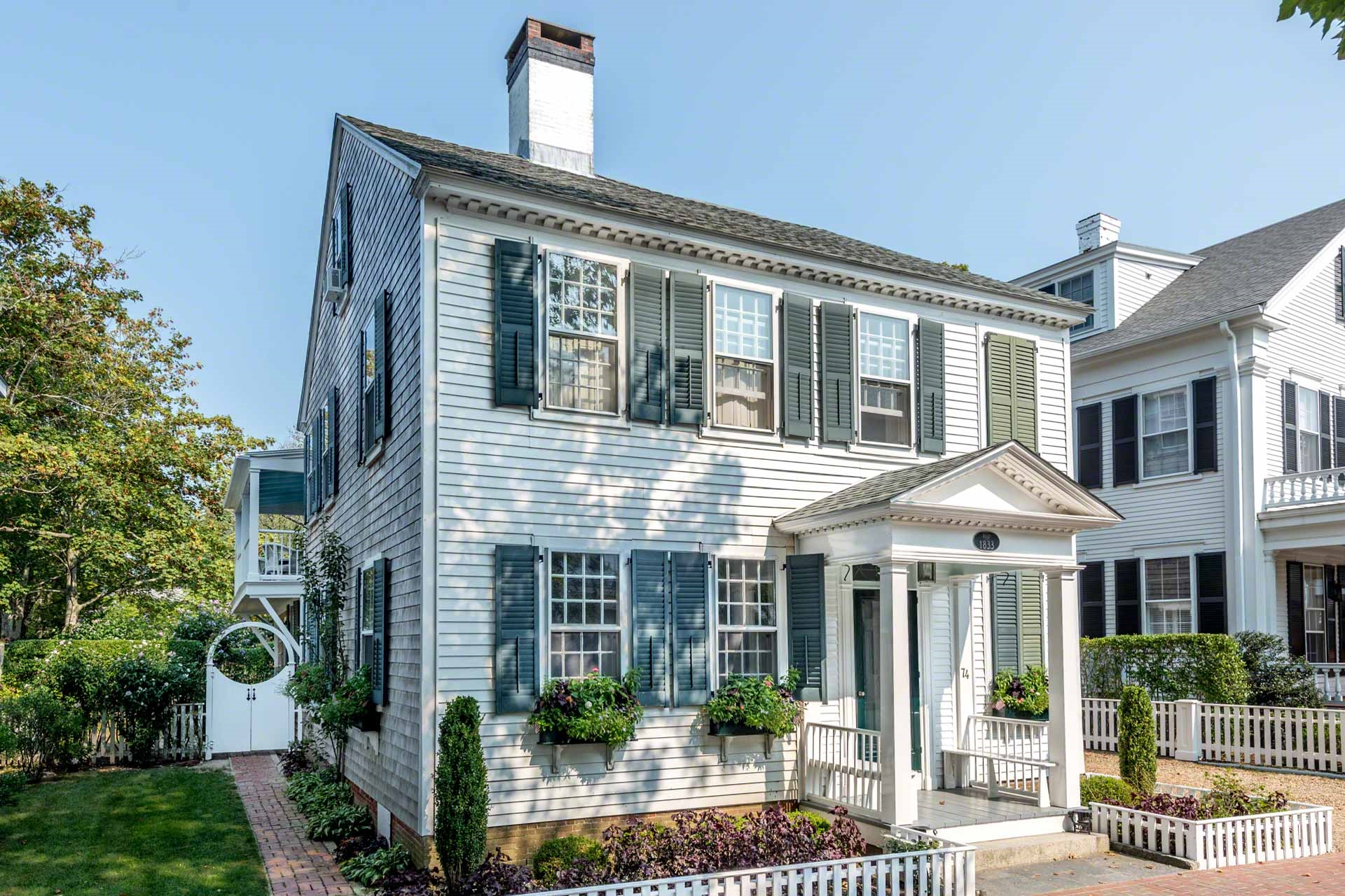 74 North Water Street, Edgartown Unit: Newly Listed