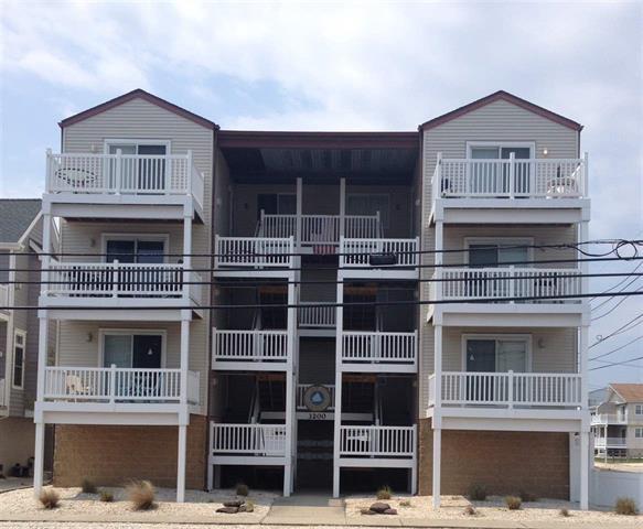 3200 Landis Avenue, Sea Isle City Unit: D Floor: 2nd