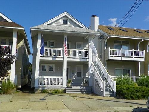 330 Ocean Avenue, Ocean City Unit: Front Floor: 1st