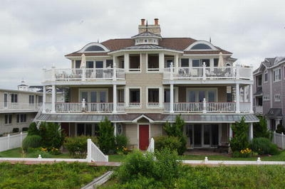 2319 Wesley Avenue, Ocean City Unit: South Floor: Townhouse