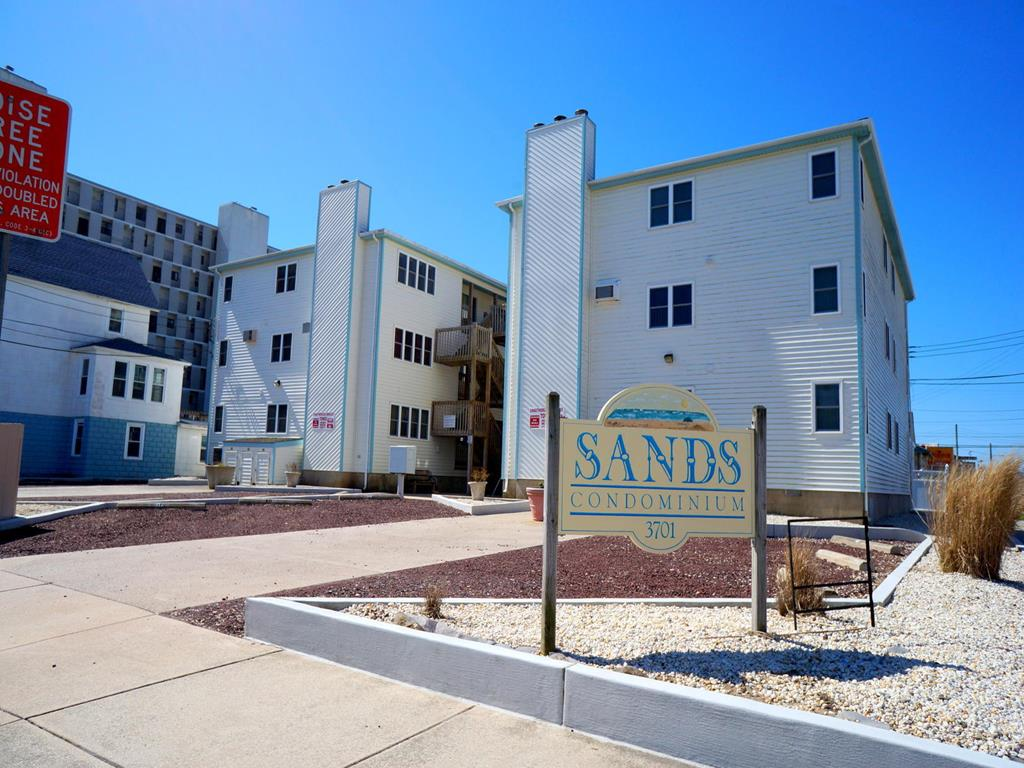 3701 Landis Avenue, Sea Isle City Unit: 1E Floor: Third