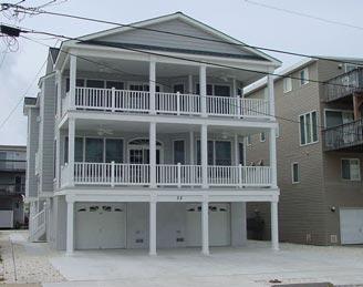28 62nd Street, Sea Isle City  Floor: Second